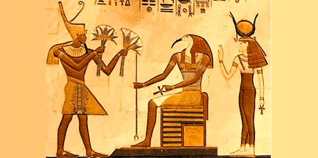 CBD Oil History in Ancient Egypt