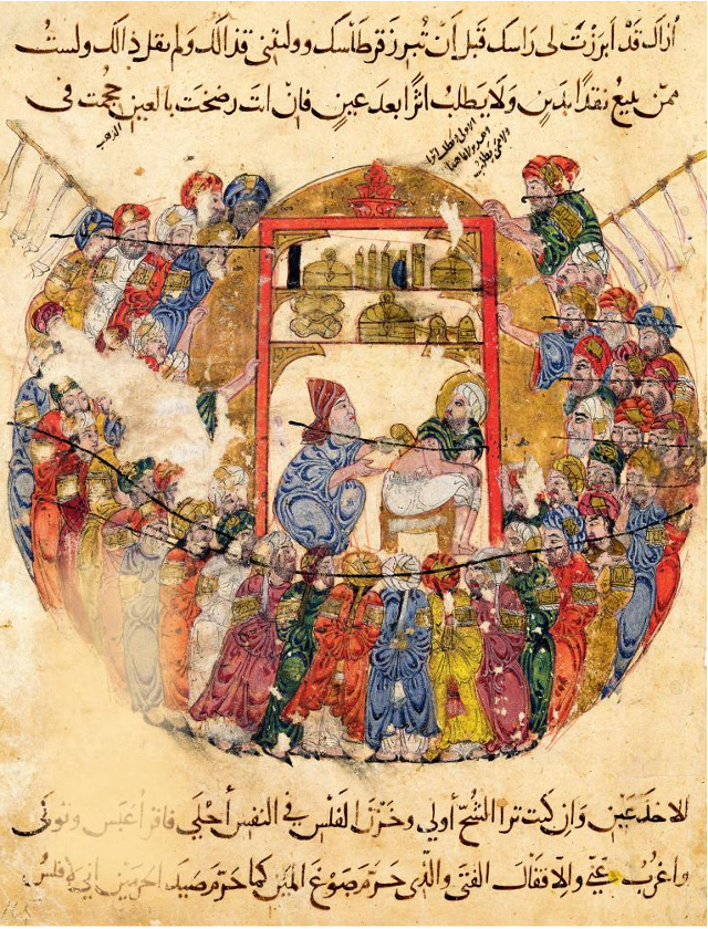 CBD in the Middle Ages