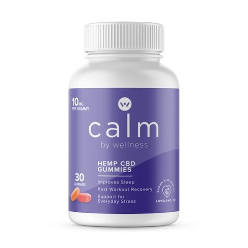 Calm By Wellness 25% Off CBD Gummies Coupon