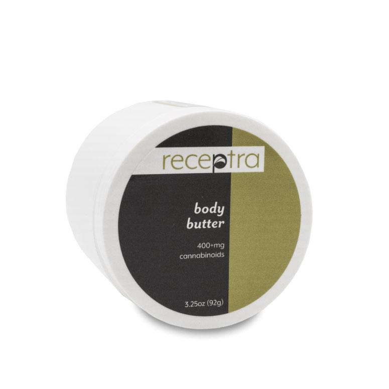 Receptra Naturals CBD Body Butter