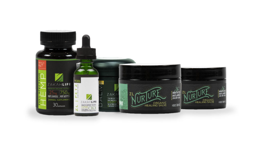 Zakah Life Essentials products