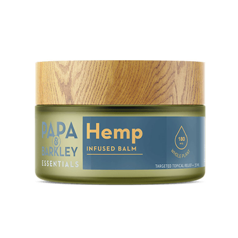Papa and Barkley Hemp Balm
