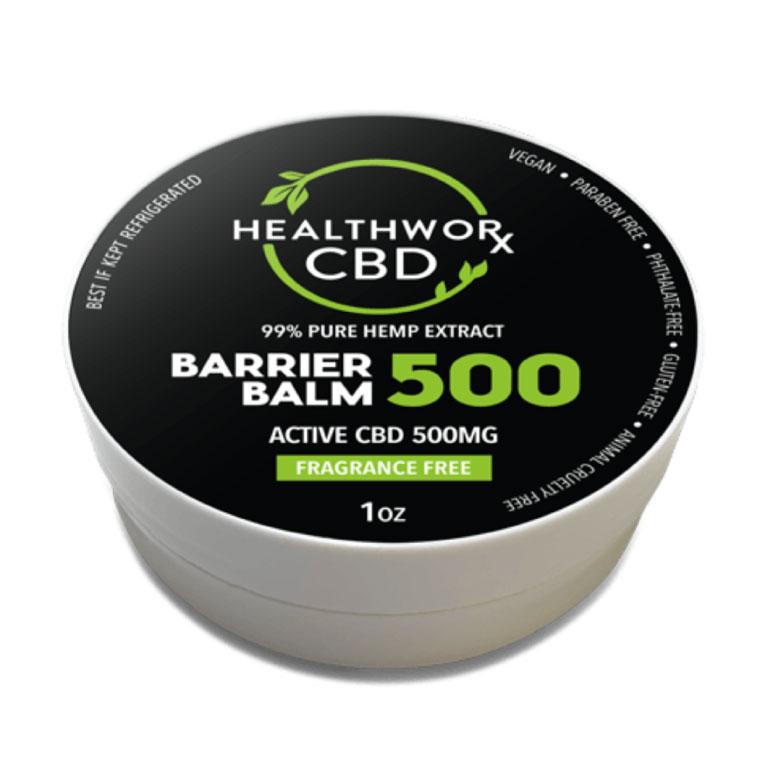 Healthworx CBD Barrier Balm