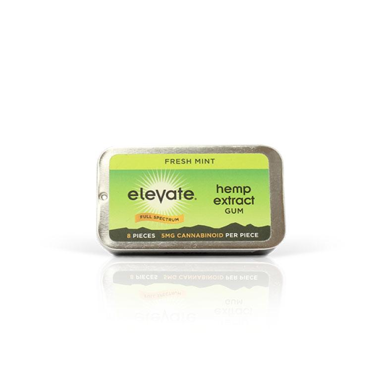 Elevate® Hemp Extract Gum