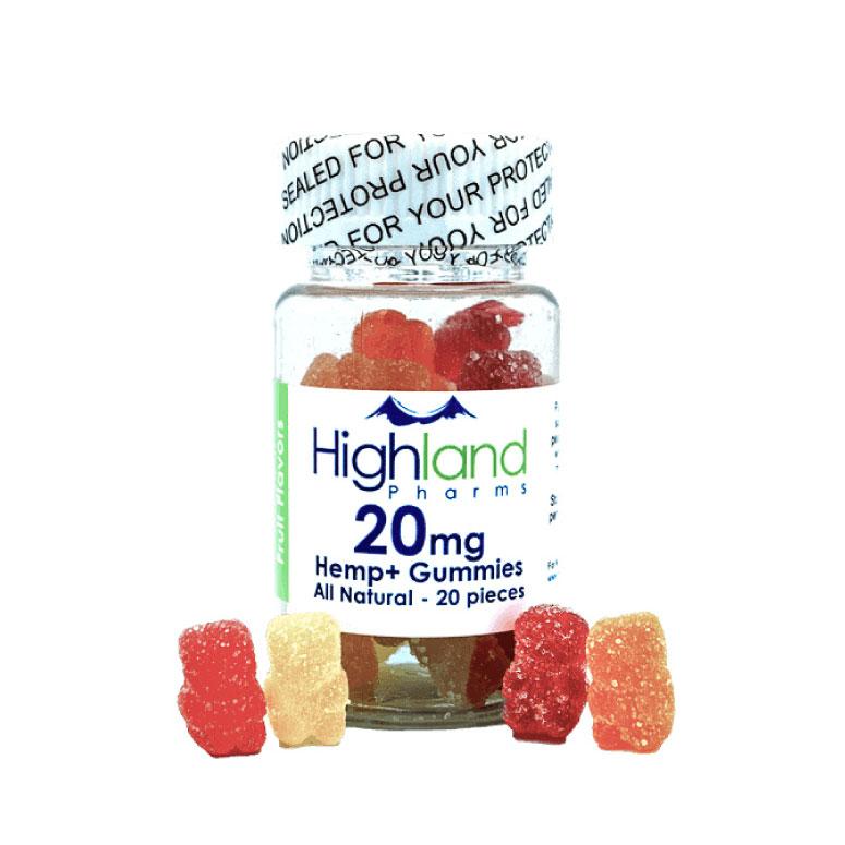 Highland Pharms CBD Gummies