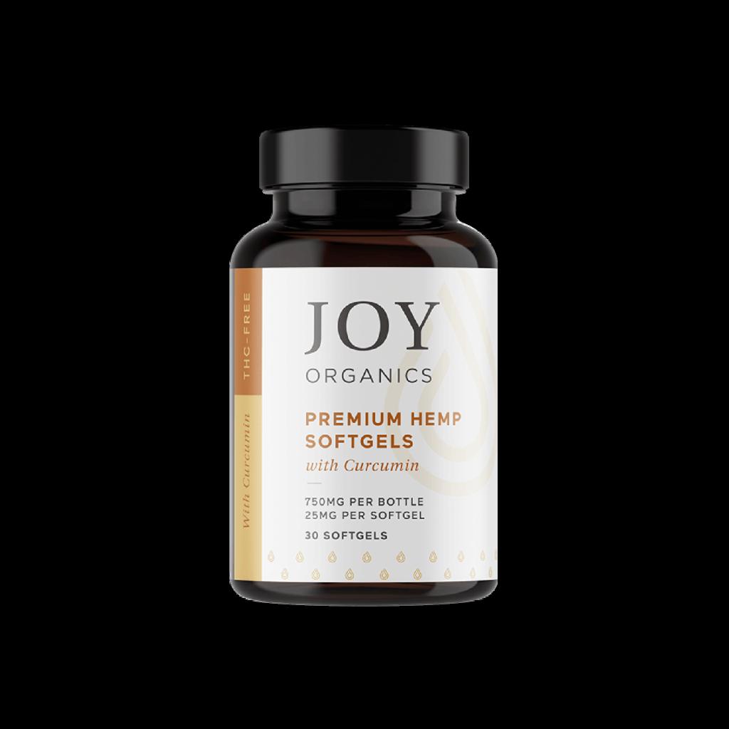 Joy Organics Soft Gels