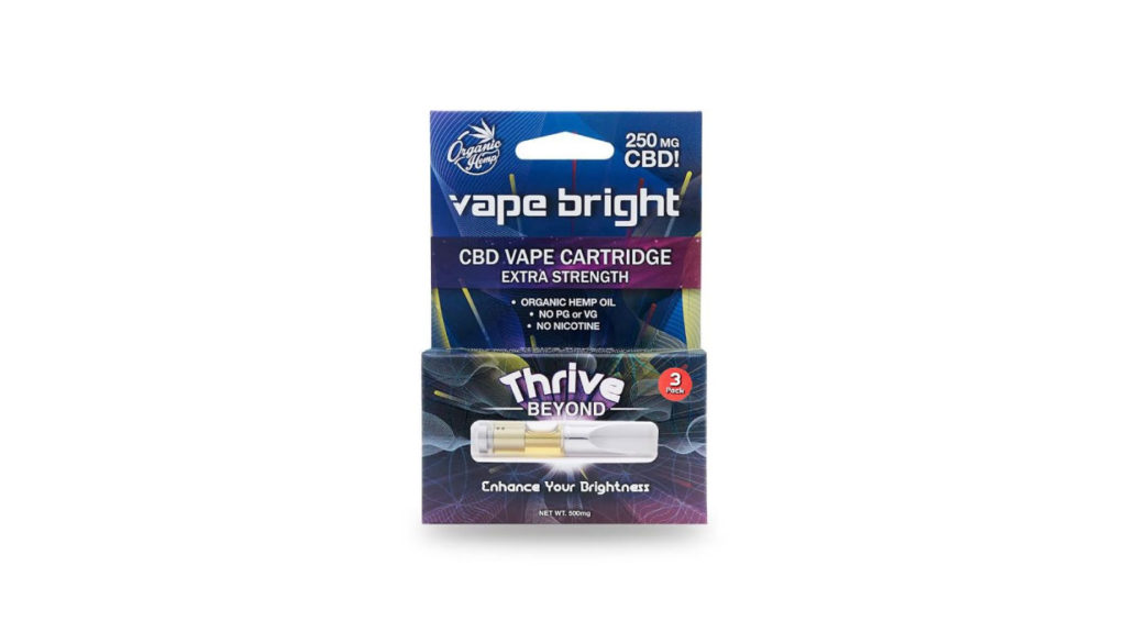 Vape Bright products