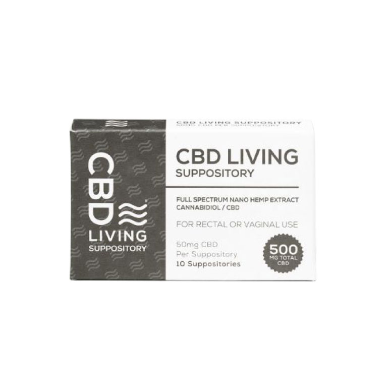 CBD Living Suppositories