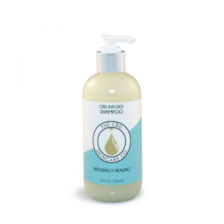 CBD Skincare Co. CBD-Infused Shampoo