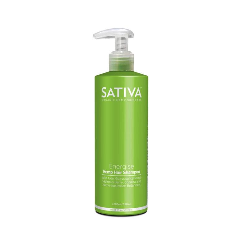 Sativa Hemp Hair Shampoo