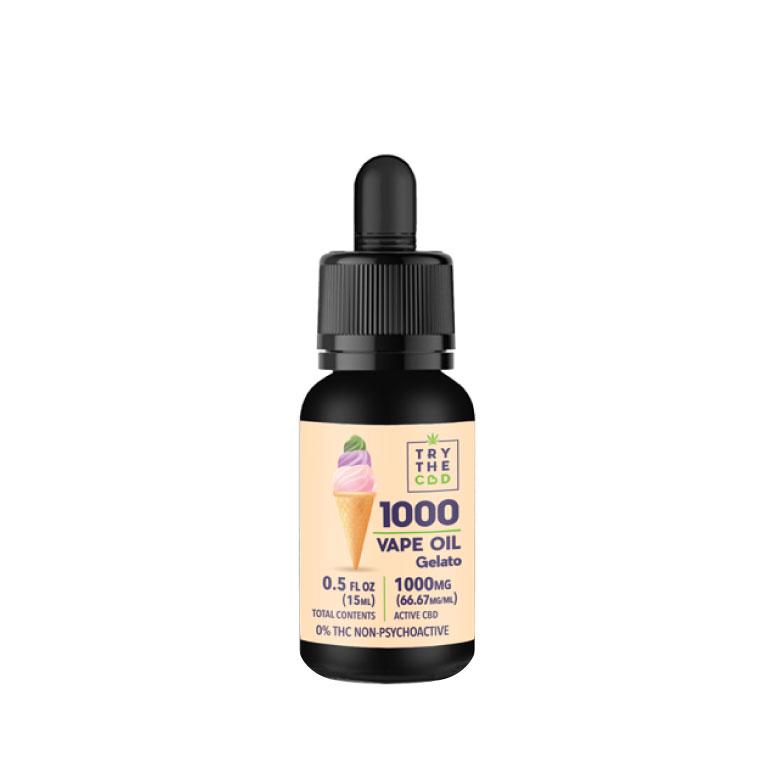 Try the CBD Vape Oils