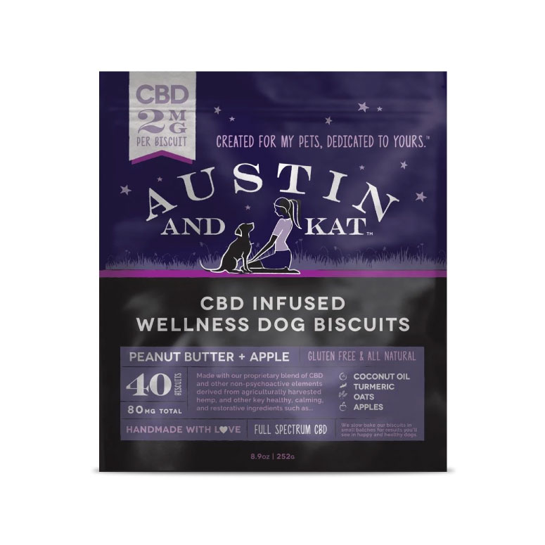 CBD Biscuits by Austin and Kat