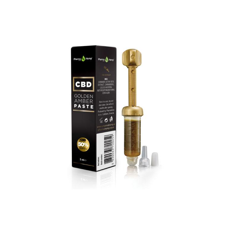 PharmaHemp 50% CBD Paste