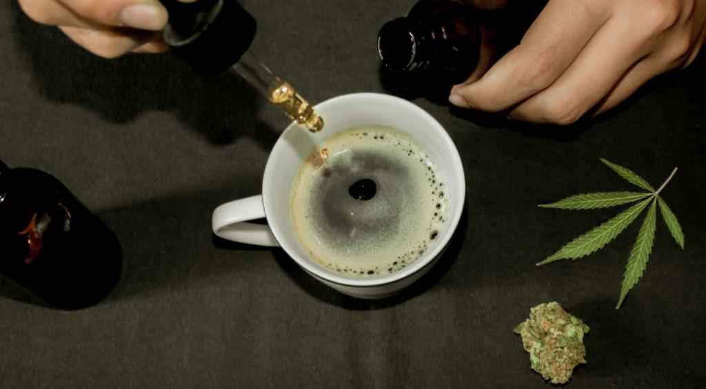 CBD and Caffeine