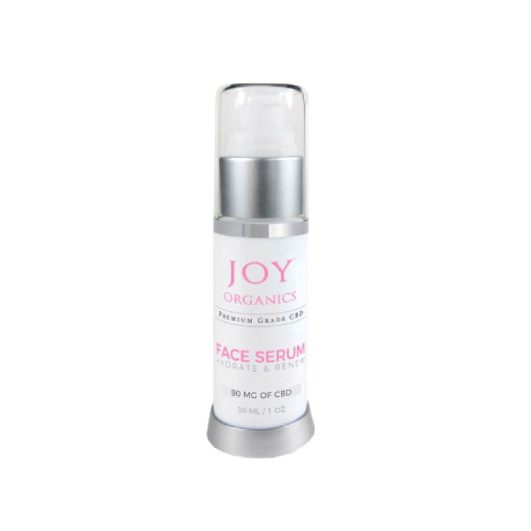 Joy Organics CBD Face Serum