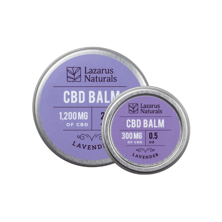 Lazarus Naturals Lavender Body Balm