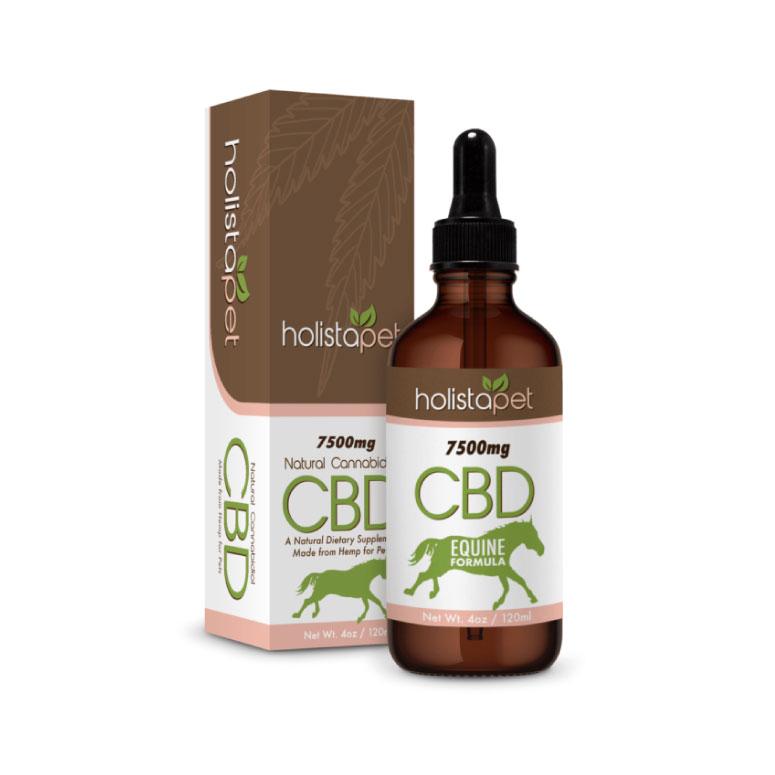 Holista-Pet Full Spectrum CBD Oil for Horses