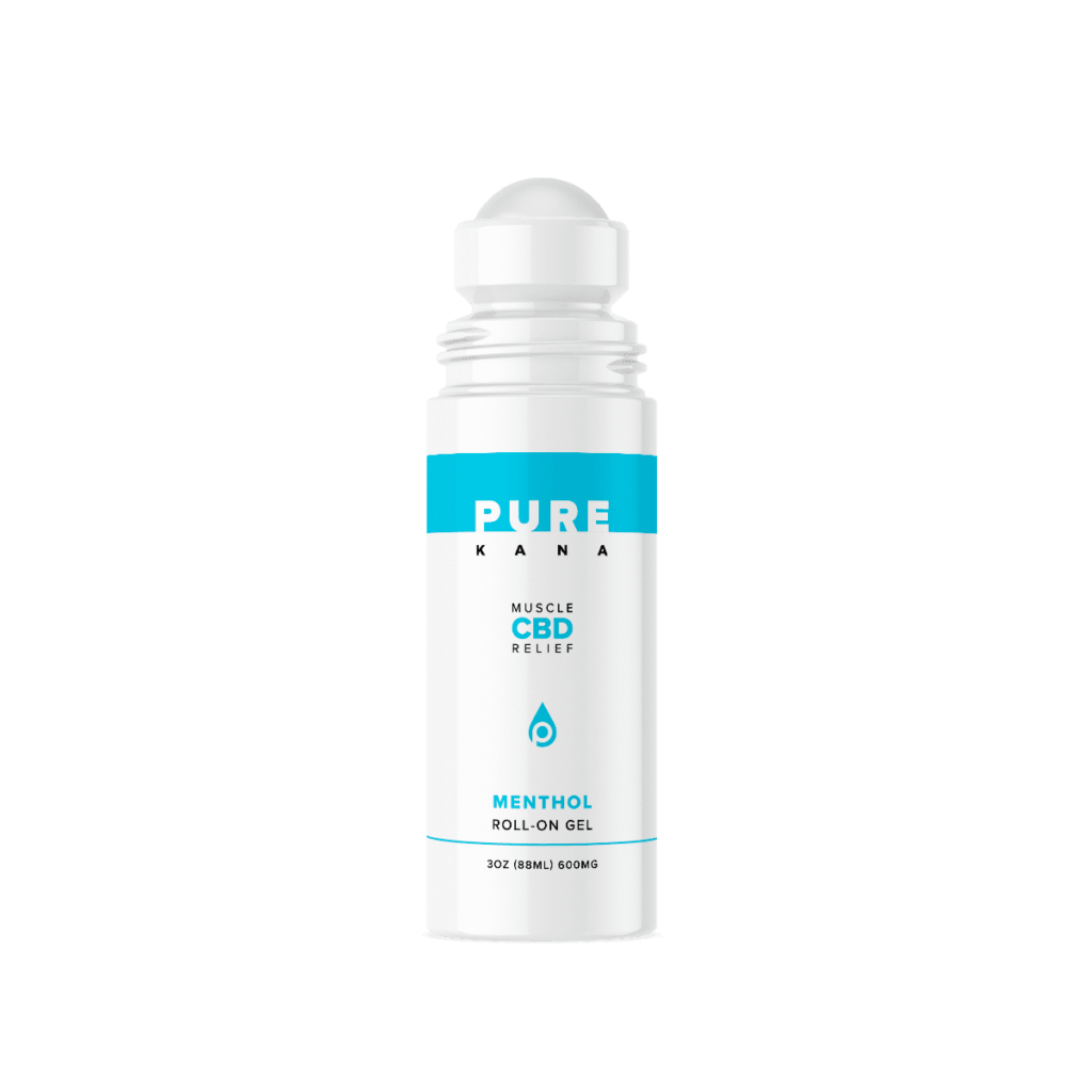 Pure Kana - CBD Muscle Menthol Roll-On Gel