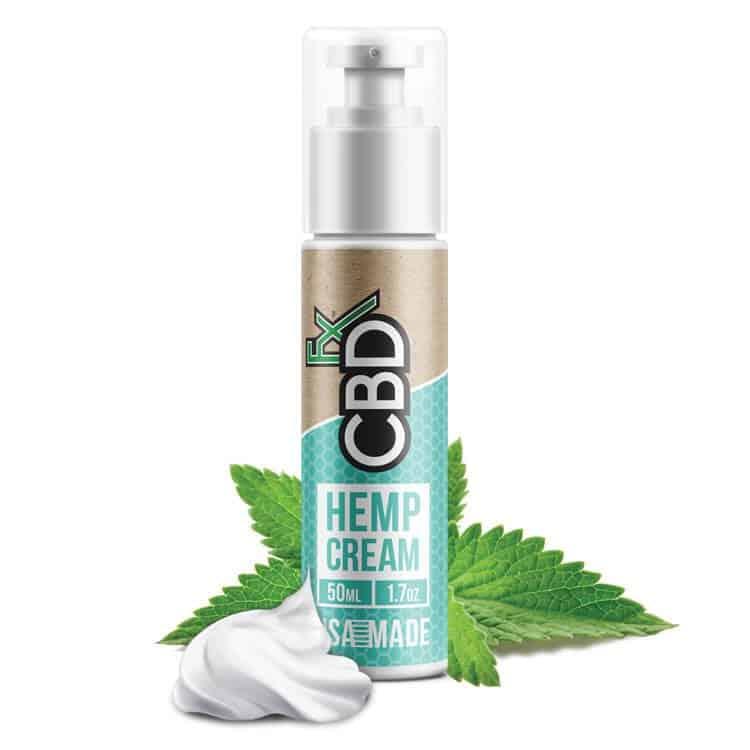 CBDFx lotion