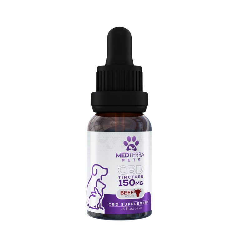 medterra oils and tinctures for dogs