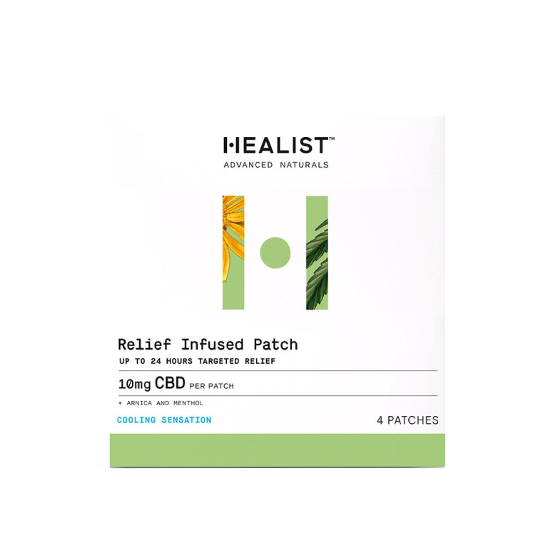 Healist CBD Relief Infused Patch