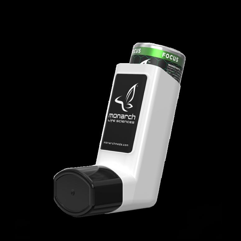 Monarch Life Sciences Nano-Mist Inhaler