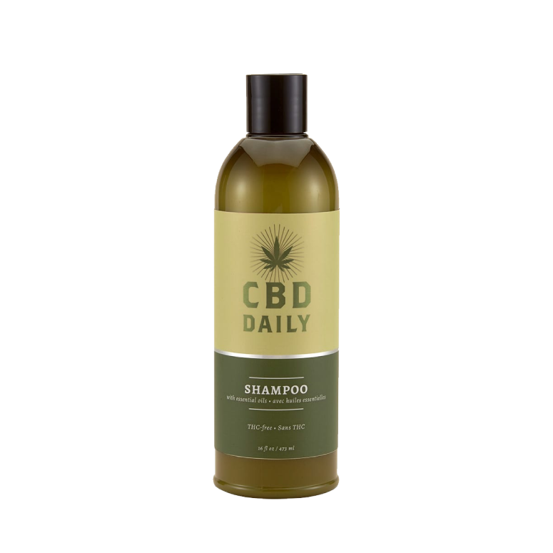 CBD Daily Mint CBD Shampoo