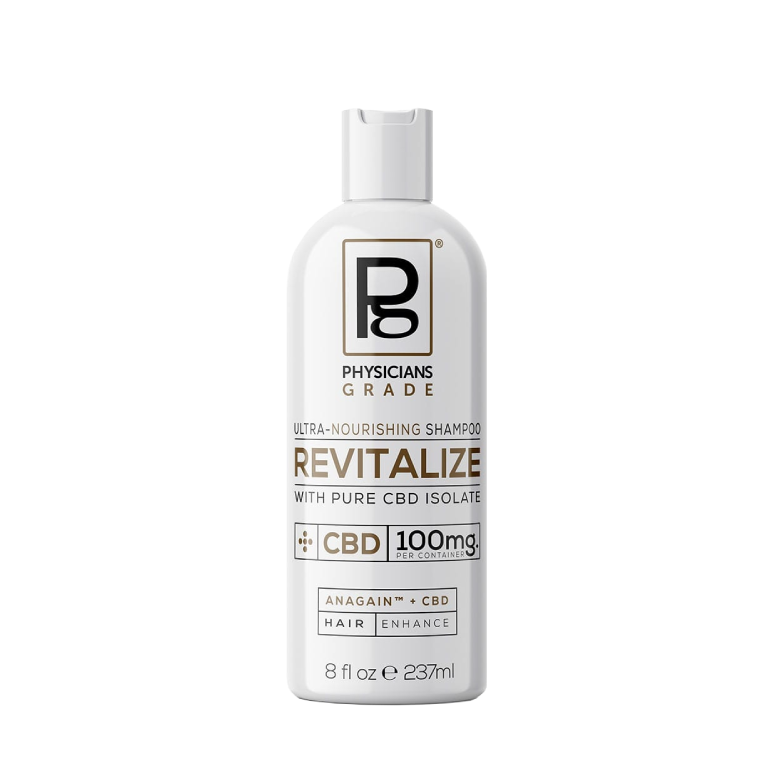 Physicians Grade Ultra-Nourishing Revitalize CBD Shampoo