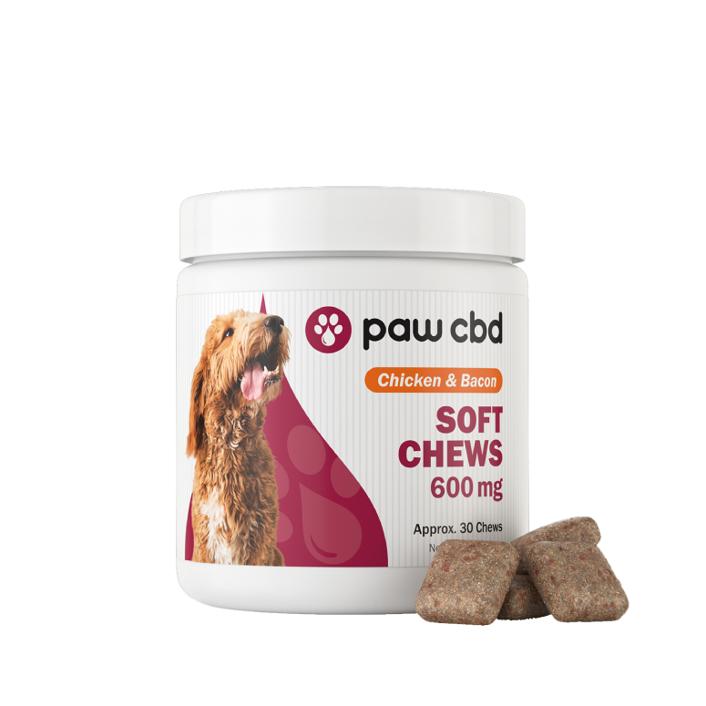 cbdMD Pet CBD Soft Chews For Dogs
