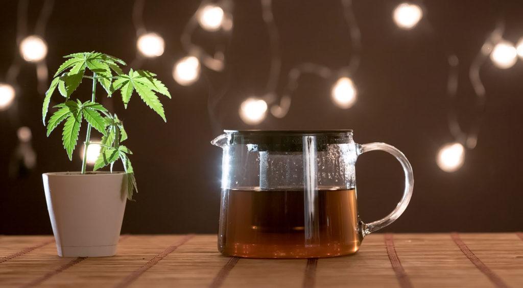 Top 10 CBD Teas