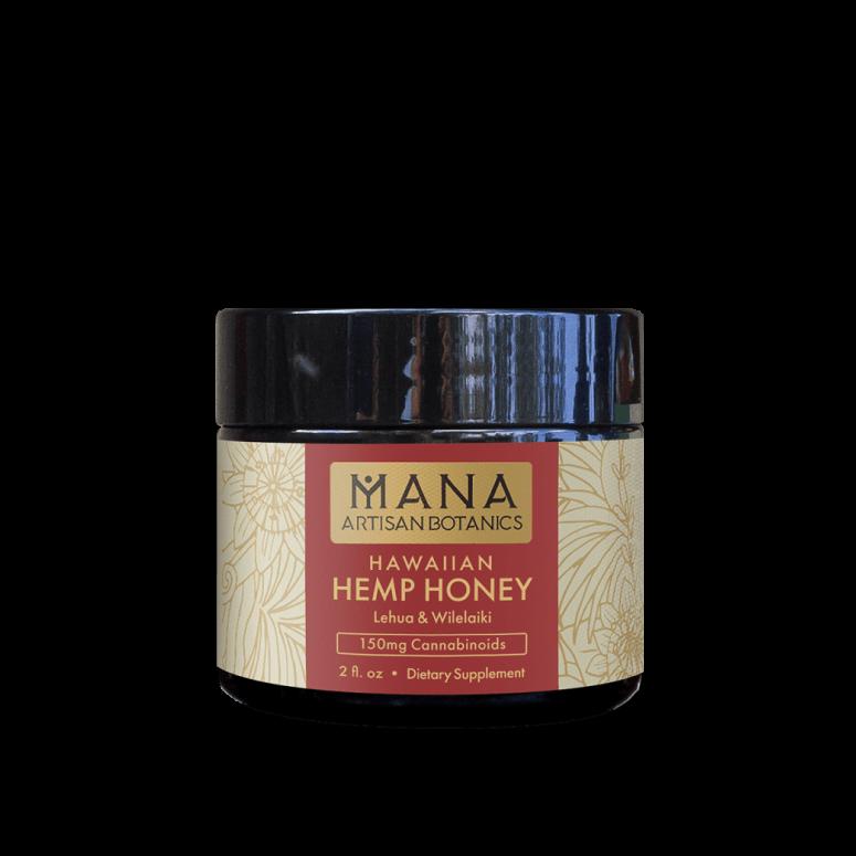 Mana Artisan Botanics Hawaiian CBD Honey