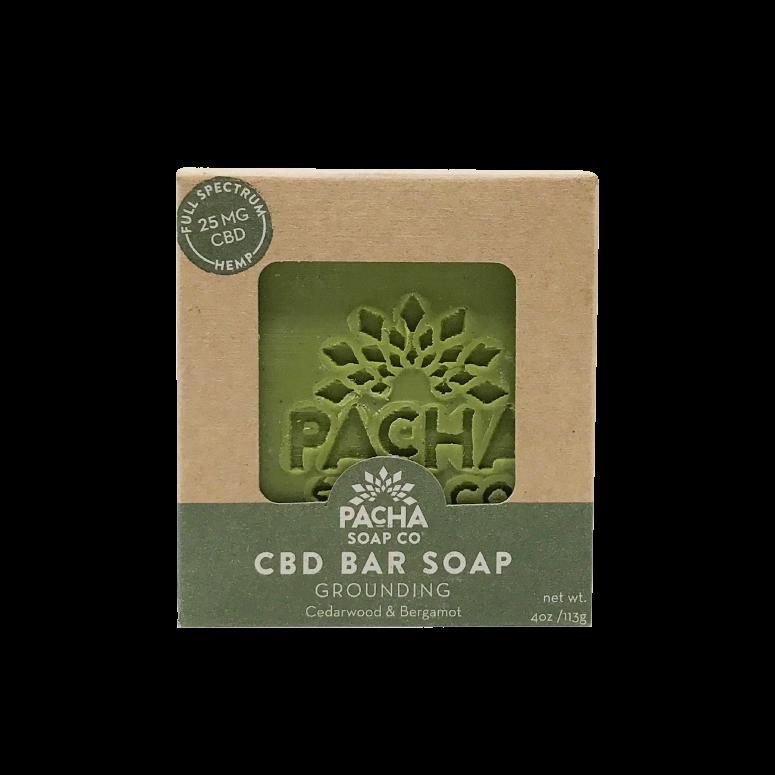 Patcha Soap Company CBD Bar Soap