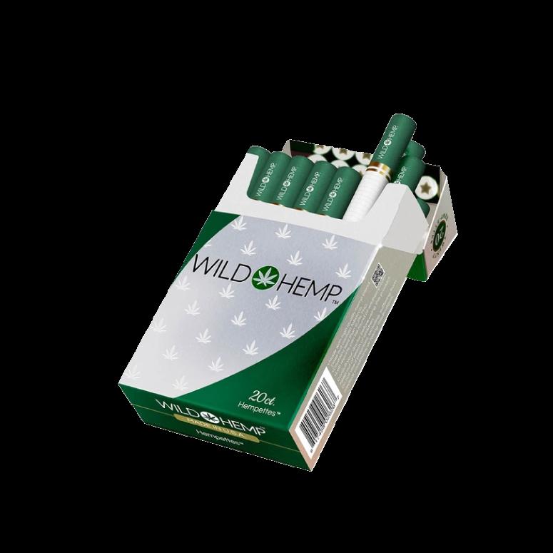 Wild Hemp Hempettes CBD Cigarettes