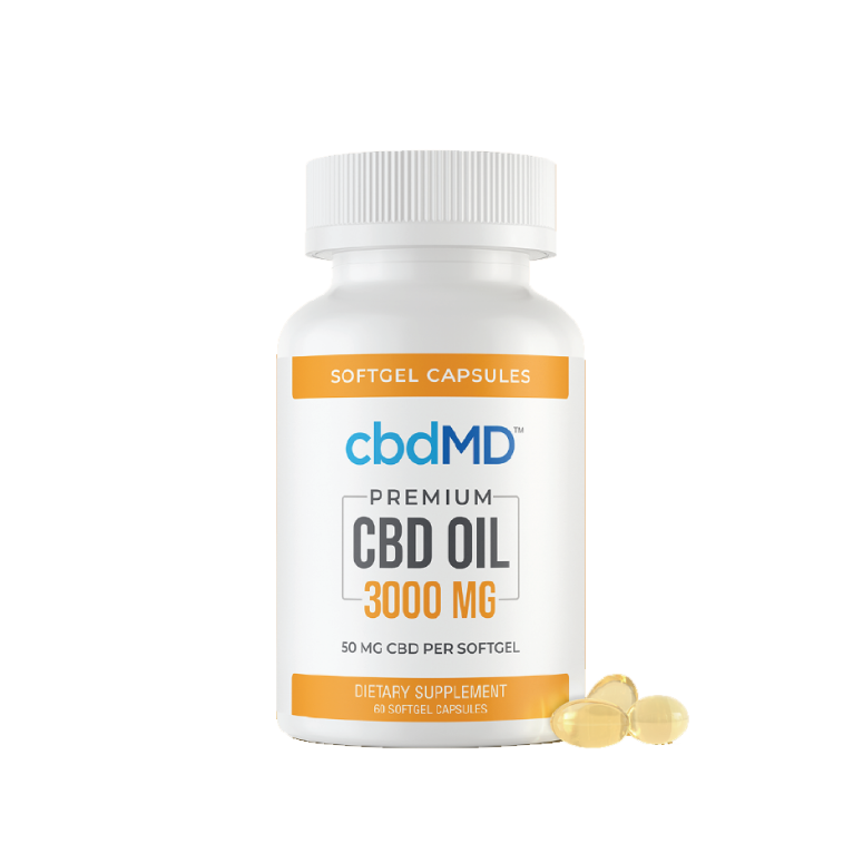 cbdMD CBD Capsules