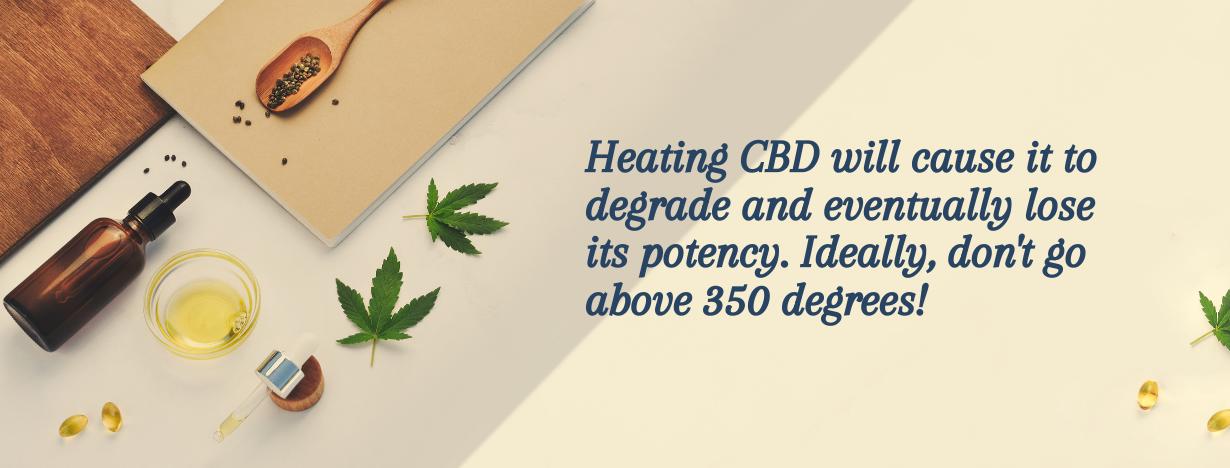 CBD Infused Recipe fact 3