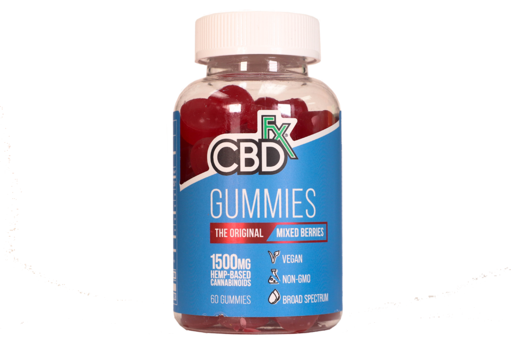 CBD FX Gummies