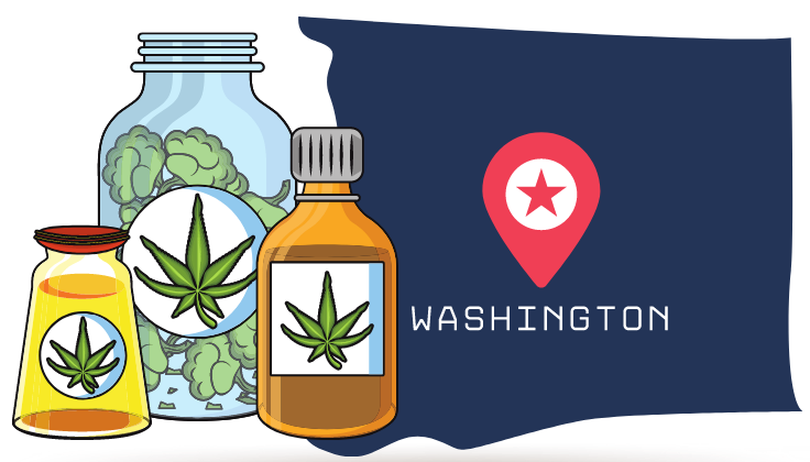 CBD in Washington- Is It Legal & Which Cities Have It - Divider
