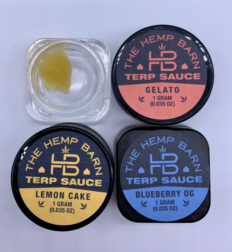 The Hemp Barn Terp Sauce