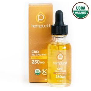 Hemplucid Organic Full Spectrum
