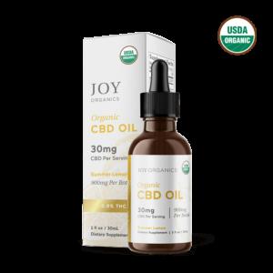 Joy Organics Lemon