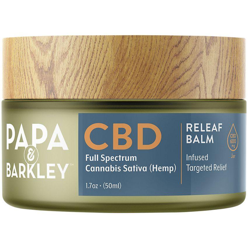 Papa & Barkley Releaf Balm
