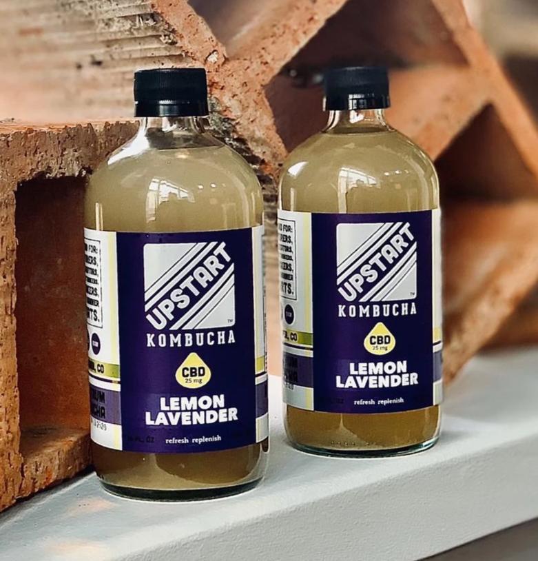 Upstart Lemon Lavender