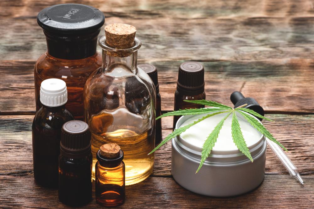 cbd oil and salves