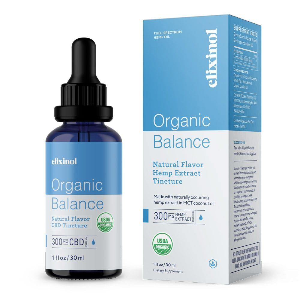 Elixinol Organic Balance
