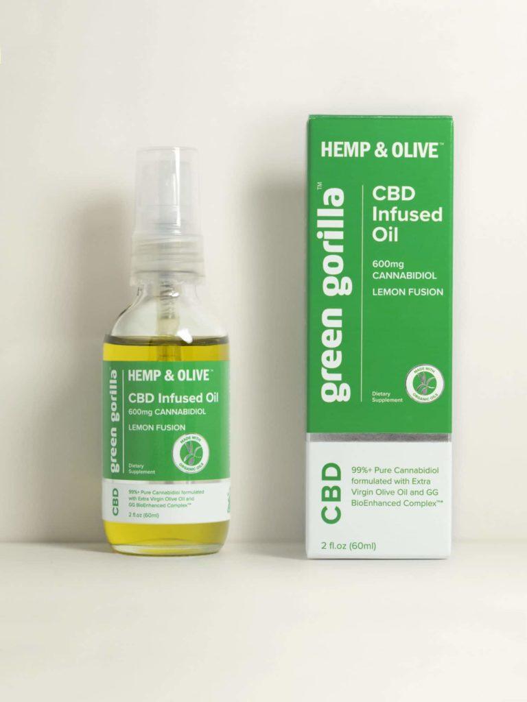 Green Gorilla Pure CBD