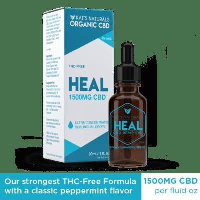 Kat's Heal Oil