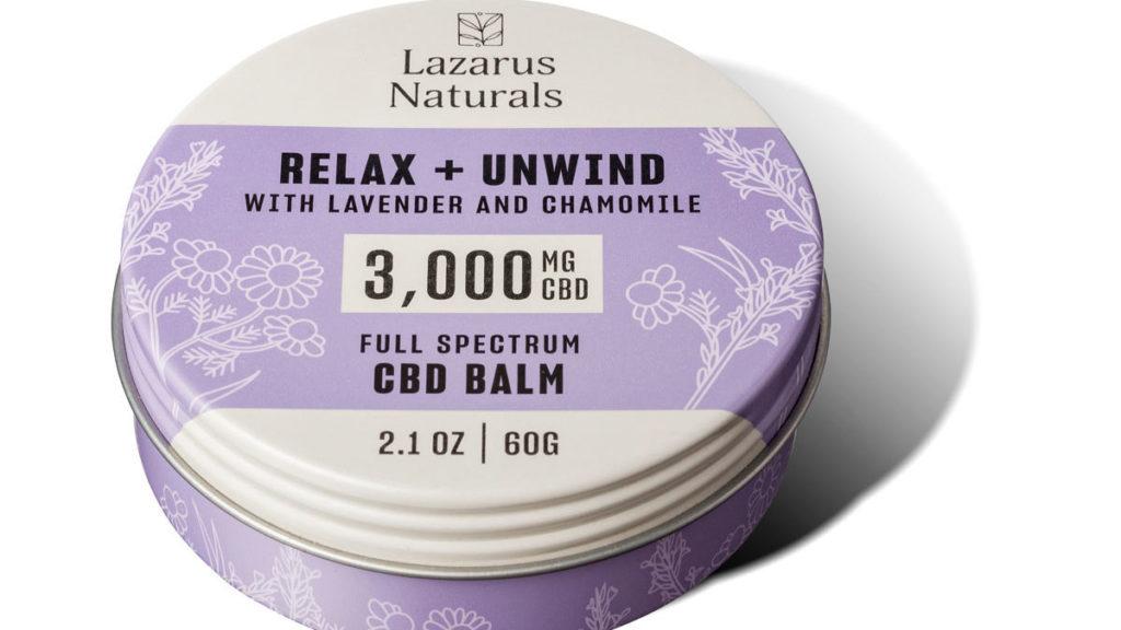 Lazarus Naturals Body Balm