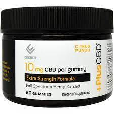 Plus CBD gummies