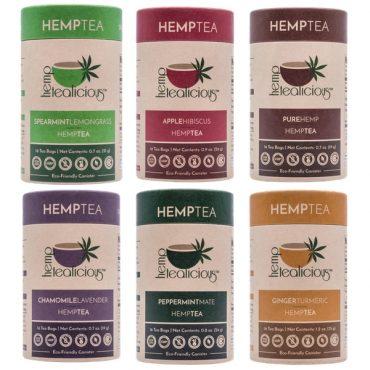 Pure Hemp Botanicals Teas