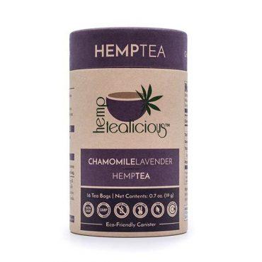 Pure Hemp Lavender Tea